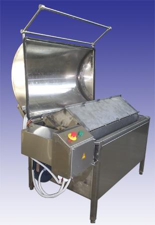 Машина для мытья коптильных палок